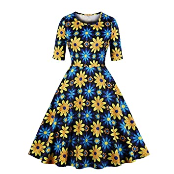 Yesmile - Vestido de mujer para Halloween, falda de estilo vintage ...