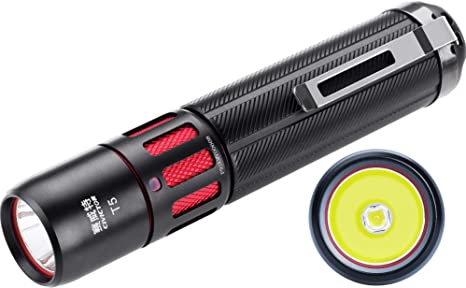 Lampen & Laternen Pocket Size Ultra Bright Flashlight High Power Led Waterproof Outdoor Am