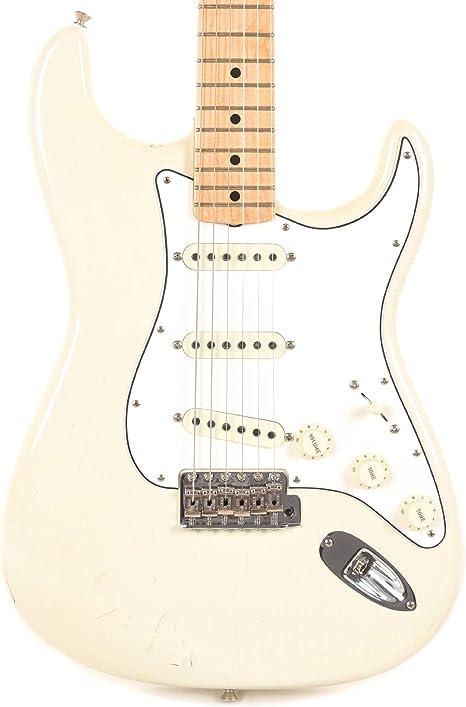 Fender Jimi Hendrix Stratocaster Relic · Guitarra eléctrica ...