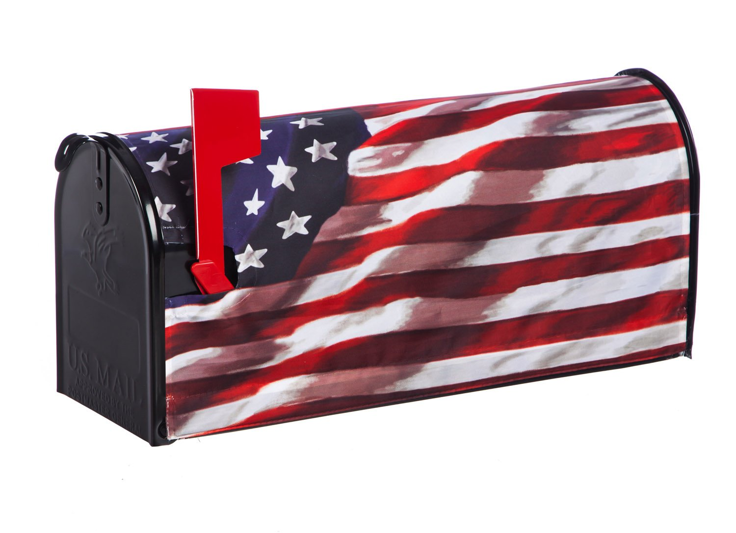 Evergreen America in Motion Magnetic Mailbox Cover