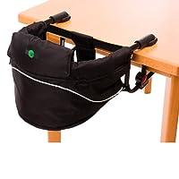 littleworld Le siège de table Luca accessoires chaise haute, noir