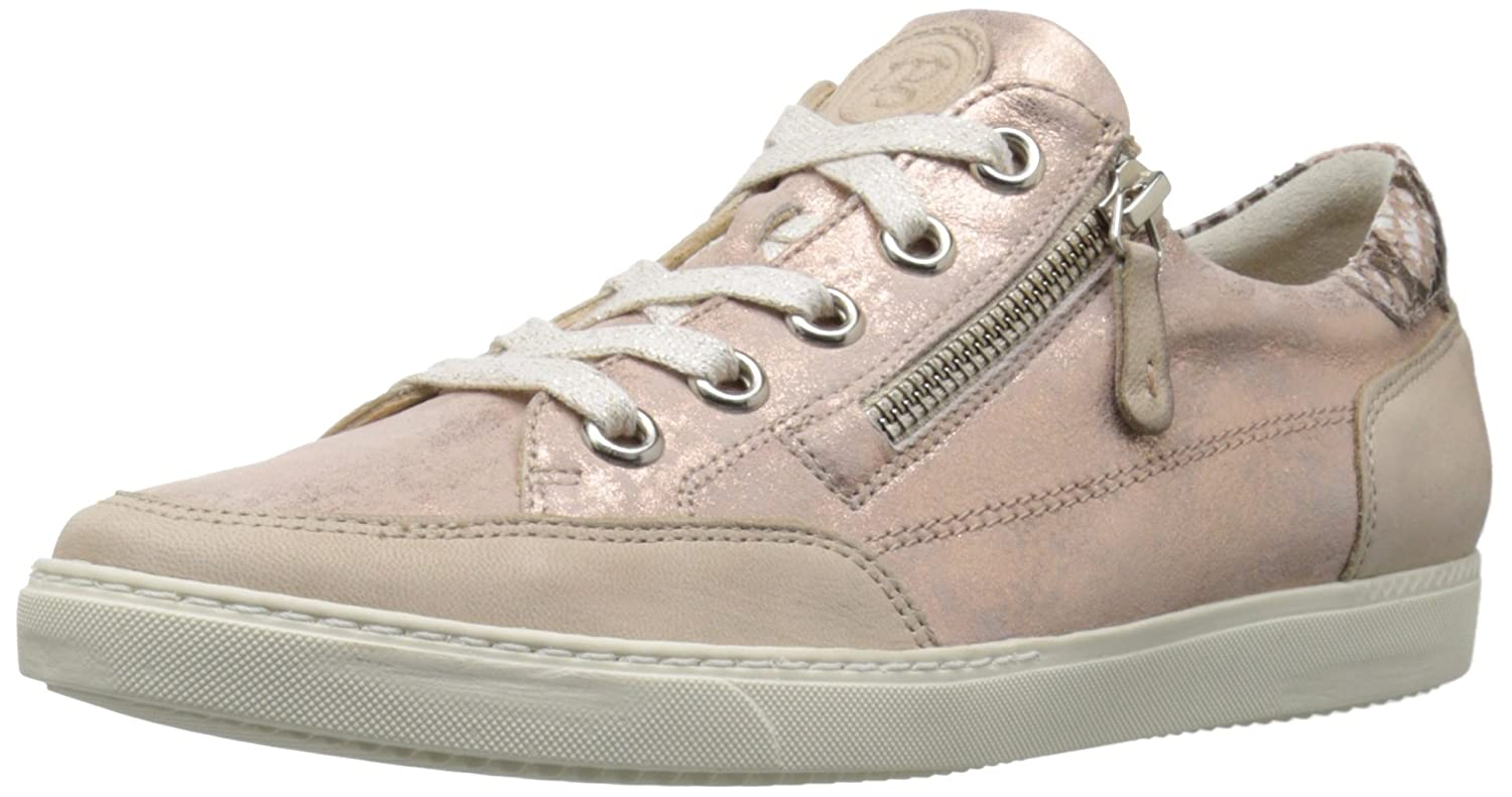 2018 shoes online here how to buy Paul Green Women's Wilson Fashion Sneaker, Sabbia Rose Combo ...