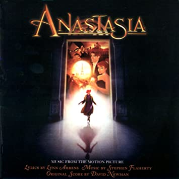 Anastasia Music From The Motion Picture 1997 Version