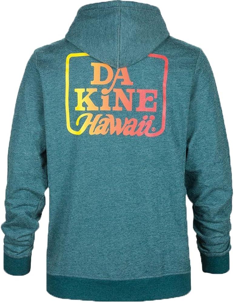 Dakine Herren Sweatshirt Sweatshirt Classic Hooded Fleece Deep Teal Heather