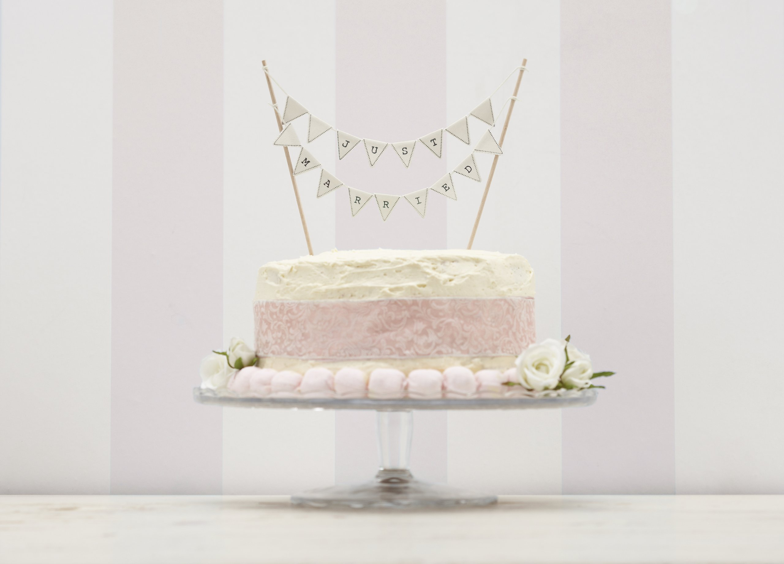 Wedding Cake Bunting: Amazon.co.uk