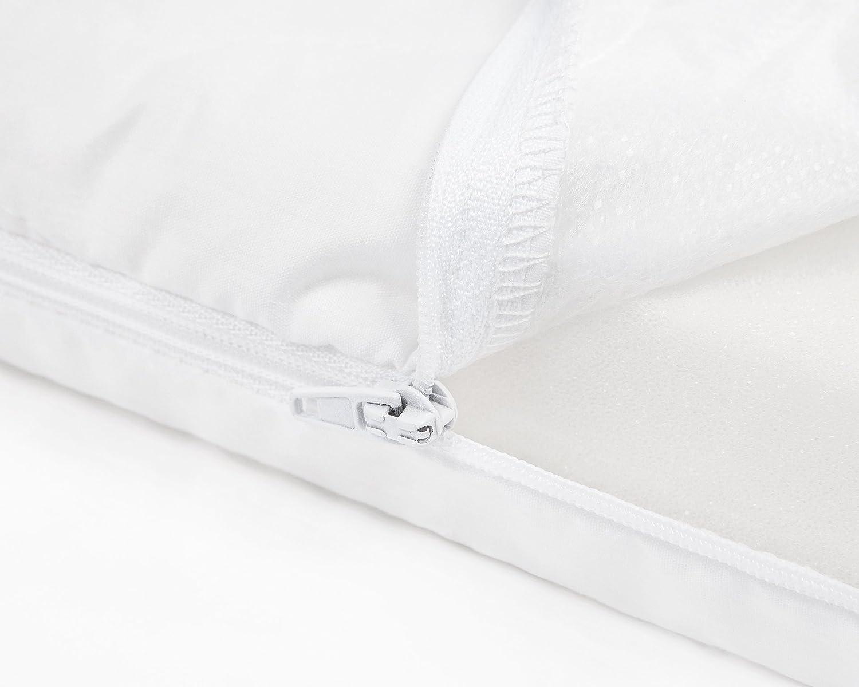blanc 101/x 101/cm gr Activity Julius Z/öllner 7154700000/Grille de matelas 8eck