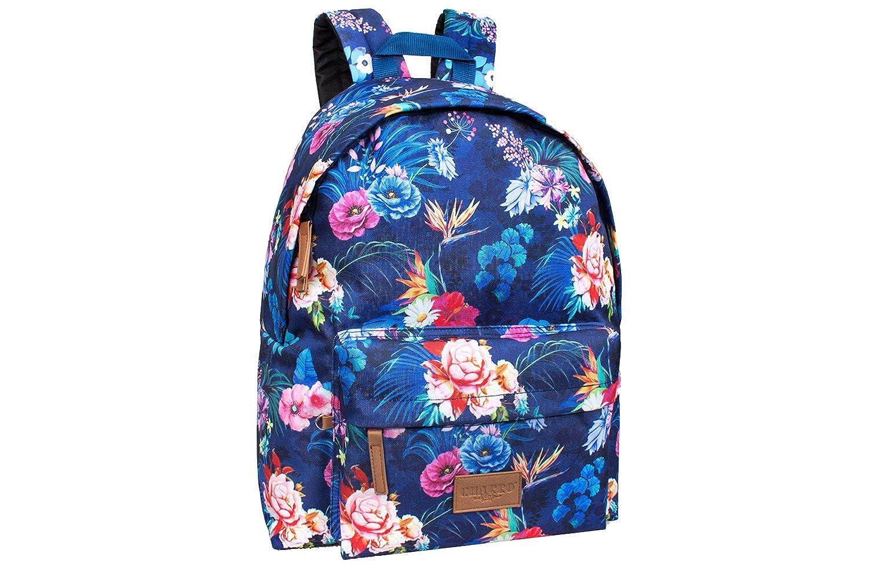 El Charro Mochila chico chica bolsa de ocio escolar azul fantasía VZ477