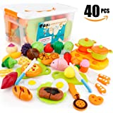 toy kitchen food accessories plantoys plan activity large scale set 6316