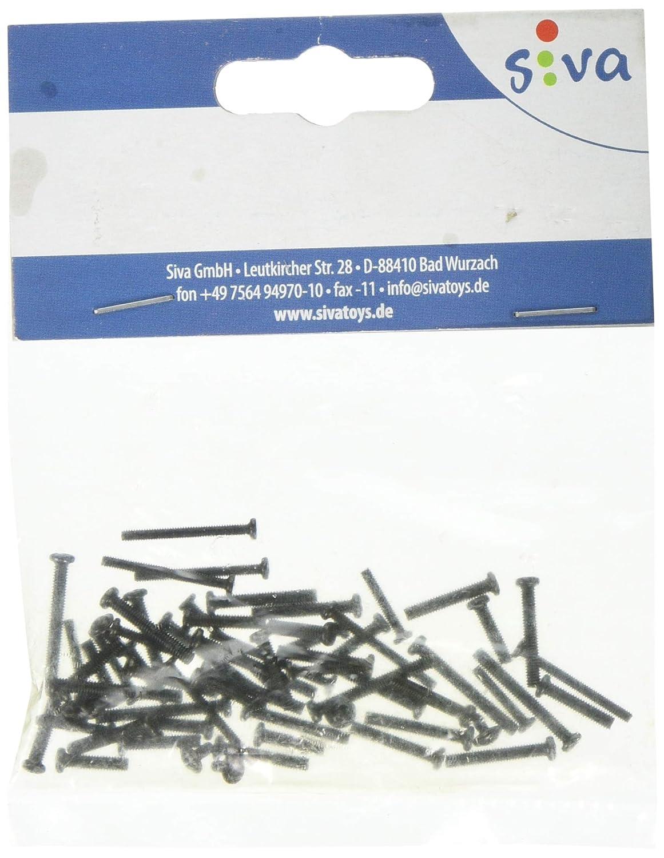 Siva Toys 50923 Siva_- Juego de Tornillos