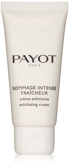 Les Demaquillantes Gommage Intense Fraicheur Exfoliating Cream 1.6oz 3 Pack - ELEMIS Soothing Chamomile Cleanser, Calming Cleansing Milk 6.7 oz