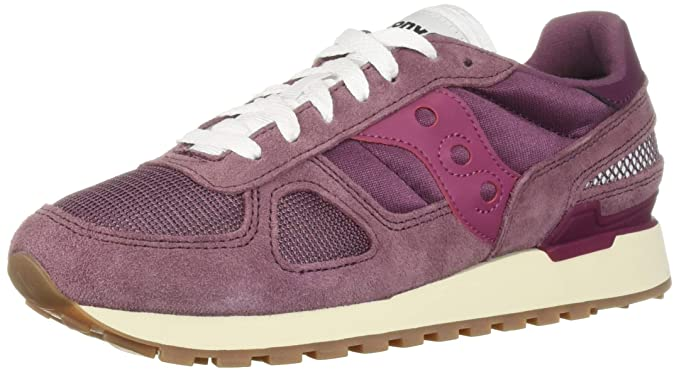 best sneakers 46186 d3b73 Saucony Sneakers Shadow O' Vintage Bordeaux, Donna.