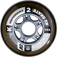 K2 Skate Performance/4-Wheel Pack