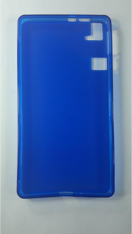 Funda de Gel TPU Carcasa Protectora Silicona para BQ Aquaris E6 ...