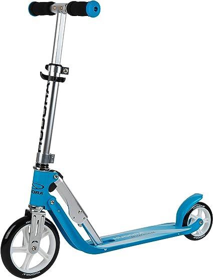 Hudora 14202 00 Little Bigwheel Himmelblau Scooter Roller Kinder Verstellbare Lenkerhöhe Von 68 Bis 74 Cm Amazon De Sport Freizeit