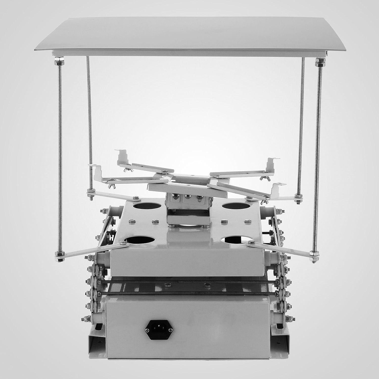 110 V 1 m Soporte de proyector motorizado Elevador eléctrico ...