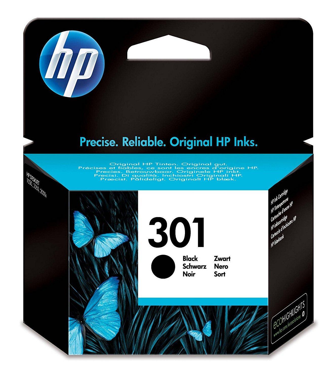 HP Cartucho de tinta Original HP Negro para HP DeskJet HP OfficeJet