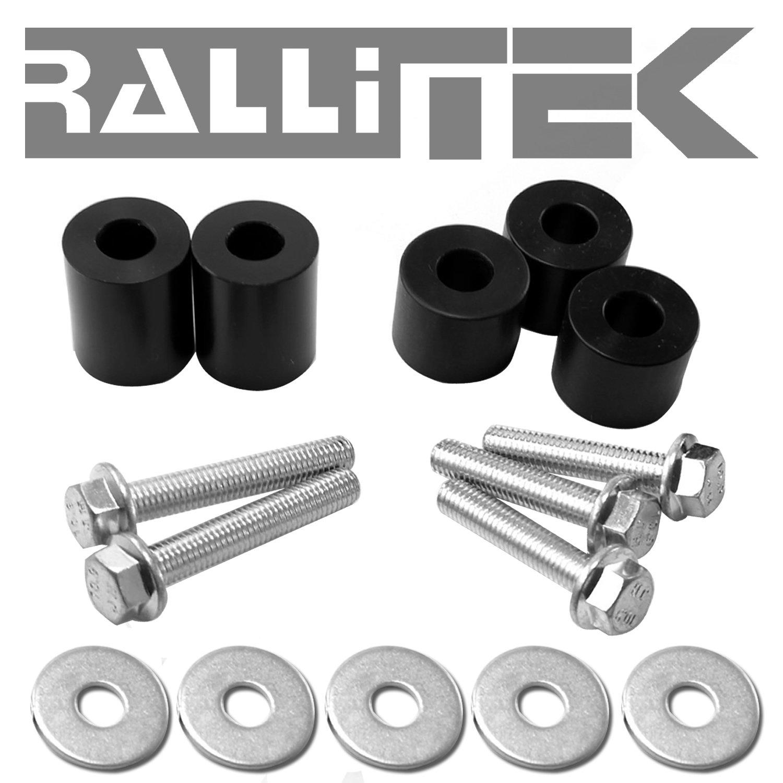 RalliTEK Skid Plate Hardware - Impreza & WRX 02-07 & STI 04-07 / Forester XT 03-08