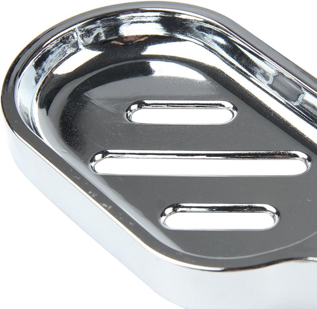 Enerhu portasapone per saliscendi della doccia da 25 mm