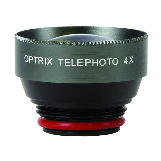 2 opinioni per Optrix by Body Glove 9475302 Lente Teleobiettivo con Zoom 4x per iPhone 6/6s,