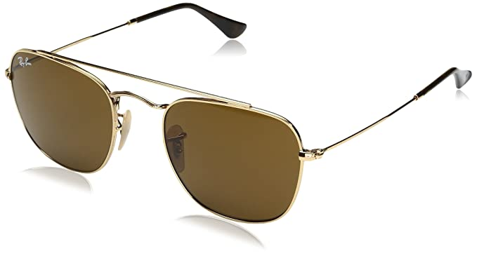 Ray-Ban RB3557 Sonnenbrille Gold RB3557 51mm WnCvo5uN