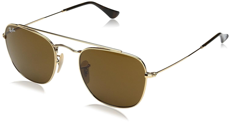 Ray-Ban RB 3557 Gafas de sol, Gold, 51 para Hombre