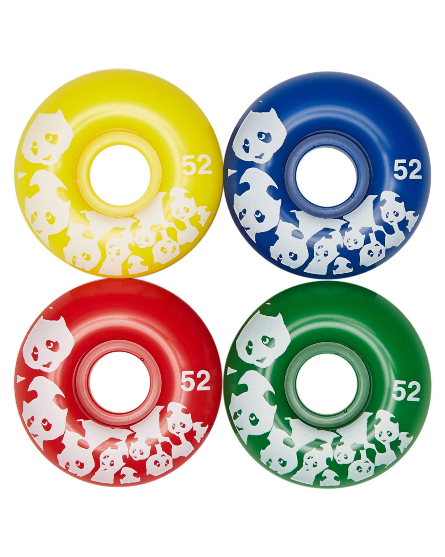 Ruedas de skateboard Enjoi Spectrum Pack - Multi - 52 mm