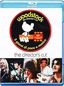 woodstock - 40 anniversario (limited edition revisited) ( bluray) blu_ray Italian Import