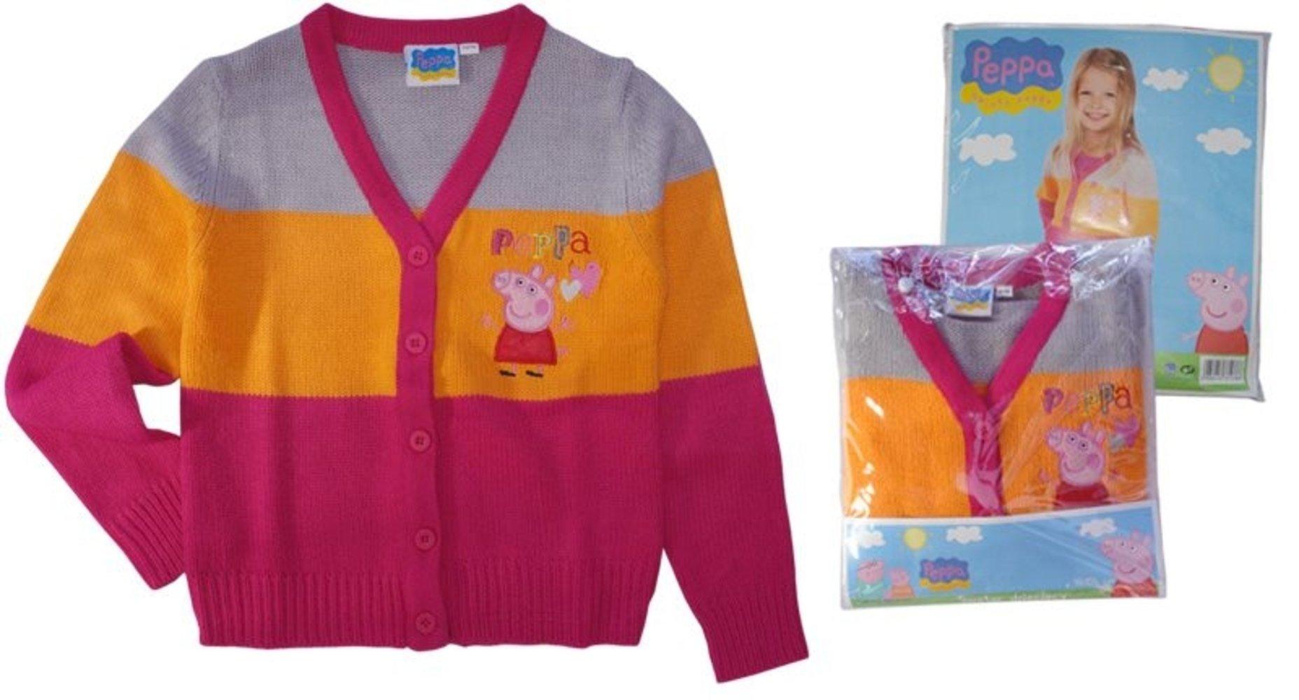 Girls Peppa Pig Winter Sweaters (3-4 Years(98-104 CM))