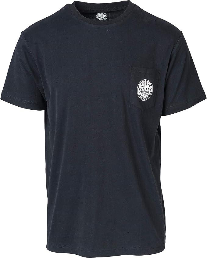 RIP CURL Mens Brand New Genuine Premium Quality tee t-shirt top white S-3XL