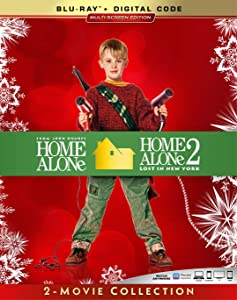 Home Alone 1-2 Collection [Blu-ray]