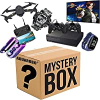 Family Accessories Drone Mystery Item There is A Chance to Open: Drones Handles Watches Keyboards Etc It Contains…