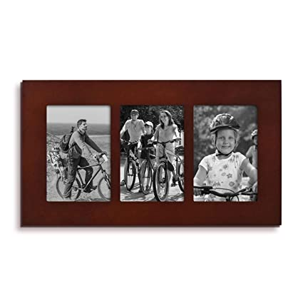 67ec2ec2115f Image Unavailable. Image not available for. Color  tokotradingadeco Home  Decor Walnut Wood Wall Antique Accent Collage Photo Picture Frame ...