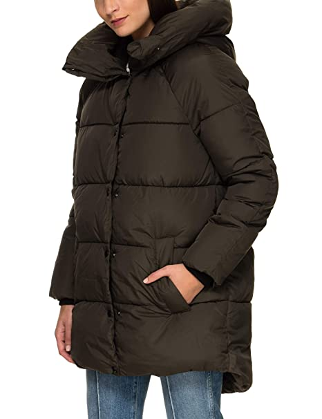 Otw Abbigliamento Coat Onlaugusta it Donna Giacca Quilted Only Amazon FxatnqwUff