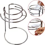 Yolococa Newest Improved Stainless Steel Wine Glasses Air Drying Holder Rack– Multi Use Decanter Stand