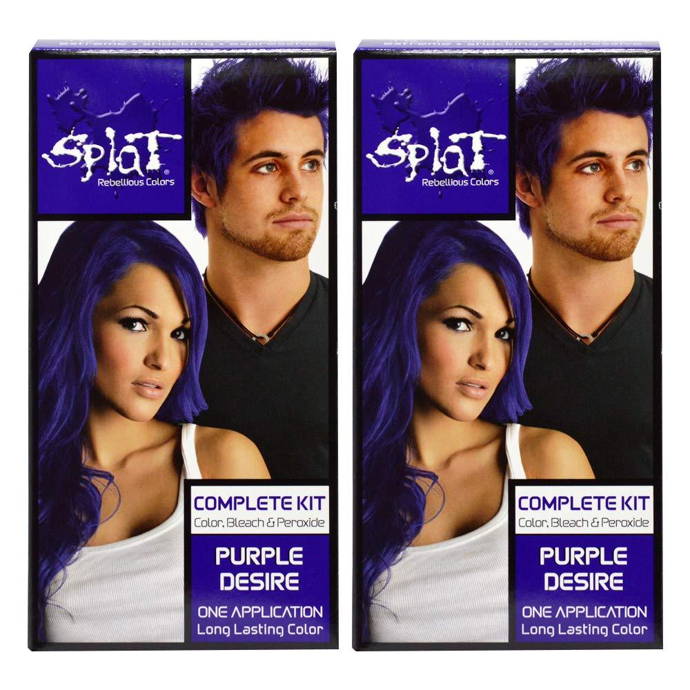 Splat Purple Desire Kit (Pack of 2) by Splat