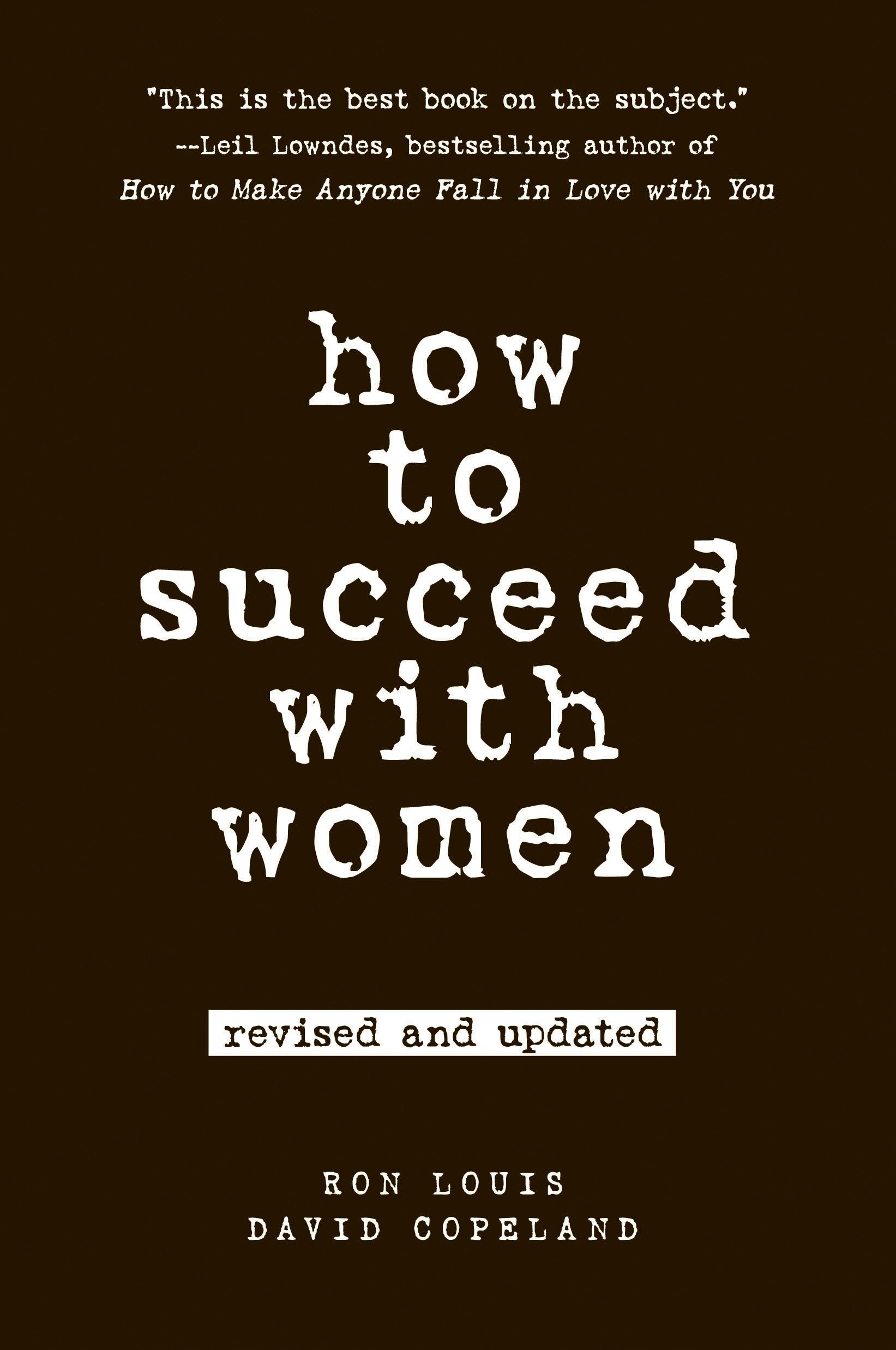 How to Succeed with Women, Revised and Updated ebook