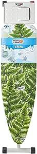 Gimi Iron Board Trim, 110cm x 33cm, Ferns