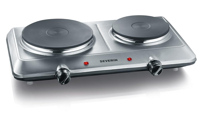 Severin SEV1014 Fornello Elettrico Doppio: Amazon.it: Casa e cucina