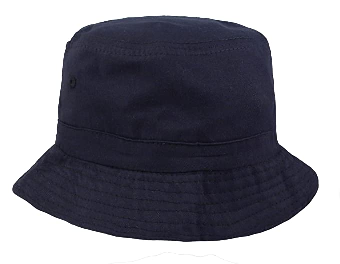 15417d67197cea Image Unavailable. Image not available for. Color: Simplicity Vented Short  Brim Cotton Bucket Hat ...