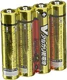 アルカリ単4/S4P/V LR03/S4P/V