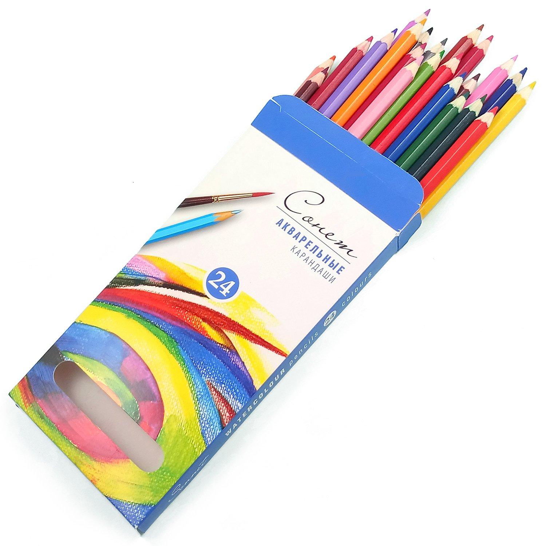 Sonnet - Set di Colori per acquerelli, 16 o 24 Colori