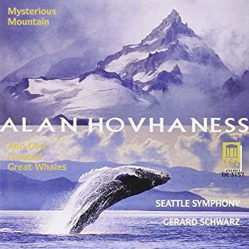 Image result for hovhaness amazon