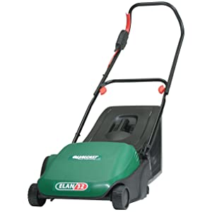 Qualcast Elan 32 Electric Cylinder Lawnmower