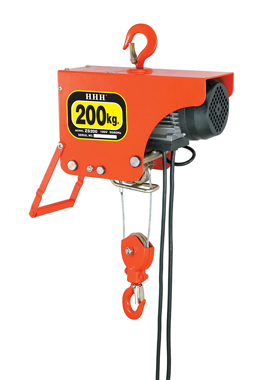 スリーエッチ 電気ホイスト ZS200 B002UHIQIO