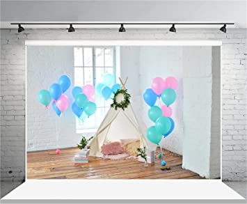 Amazon Com Aofoto 7x5ft Happy Birthday Interior Backdrop Sweet