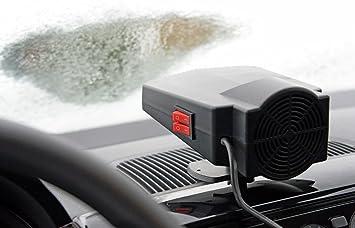 Universeller Heizlüfter Scheibenenteiser 12 Volt 300 Watt Auto