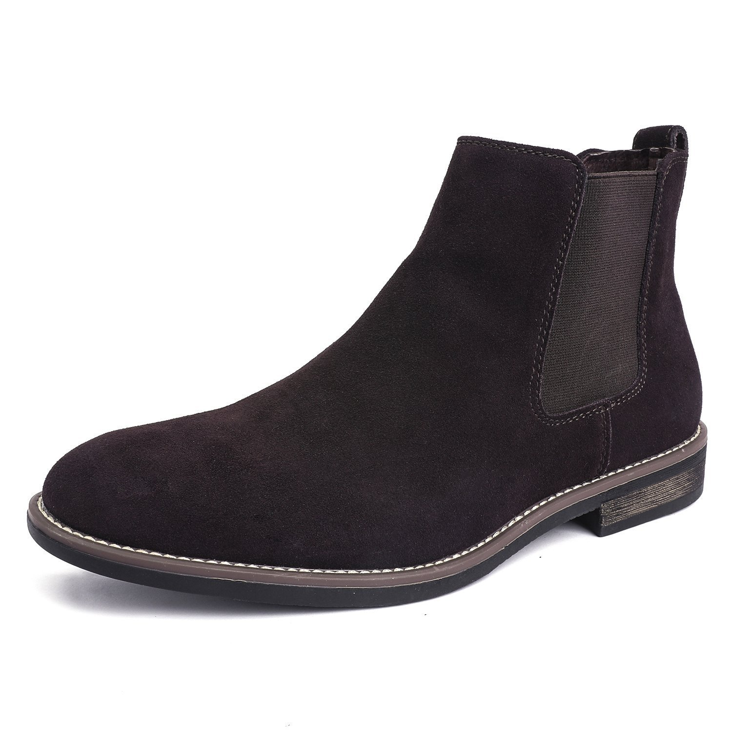 142d89d766540 Amazon.com | BRUNO MARC NEW YORK Men's Urban-06 Suede Leather Chukka Ankle  Boots | Boots