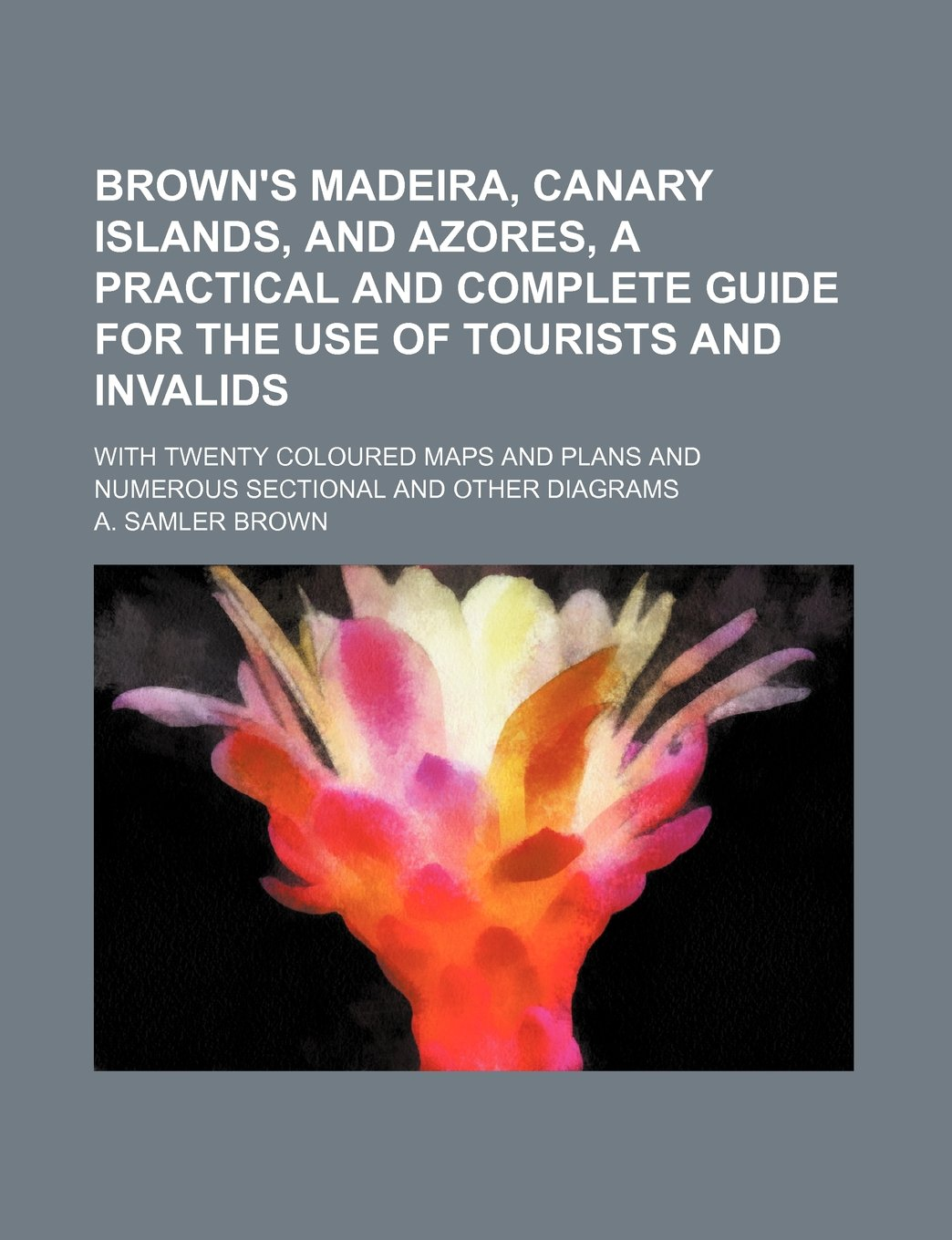 Brown's Madeira, Canary Islands, and Azores, a practical and complete guide for the use of tourists and invalids; with twenty coloured maps and plans and numerous sectional and other diagrams pdf