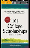 101 College Scholarships