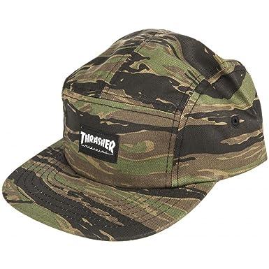 fc985dead45 CAP THRASHER TIGER CAMO: Amazon.co.uk: Clothing